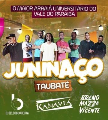 Juninaço – Taubaté – Taubaté/SP 2019